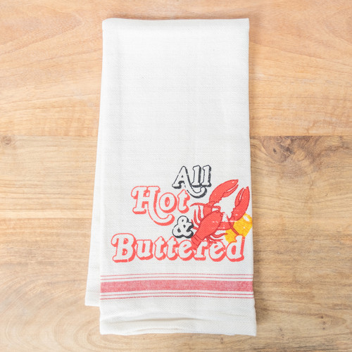 Hot & Buttered Hand Towel