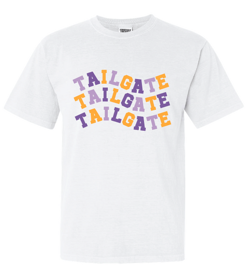 Tailgate Graphic Tee