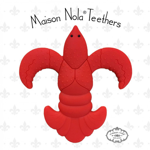 Crawfish Teether