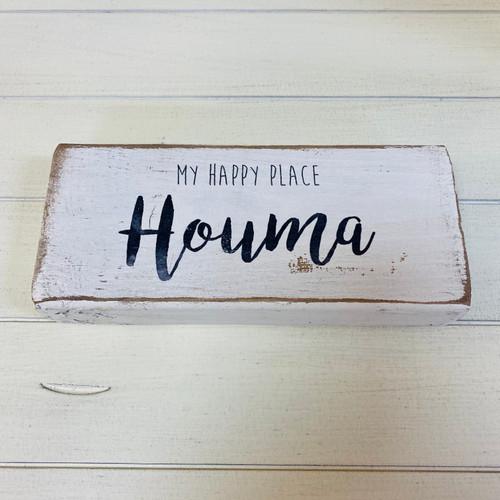 Block My Happy Place - Houma