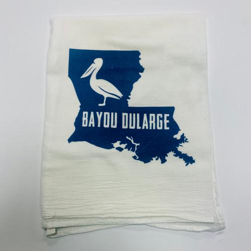 Pelican State Towels - Bayou Dularge