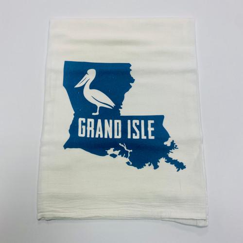 Pelican State Towels - Grand Isle