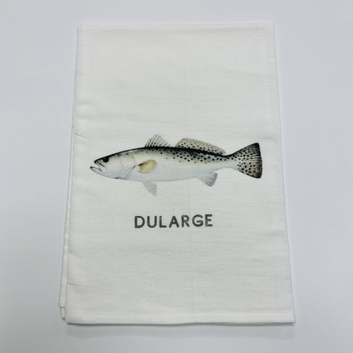 Speckled Trout Towel - Dularge