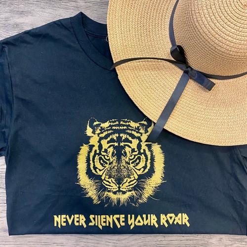 Never Silence Your Roar T-Shirt