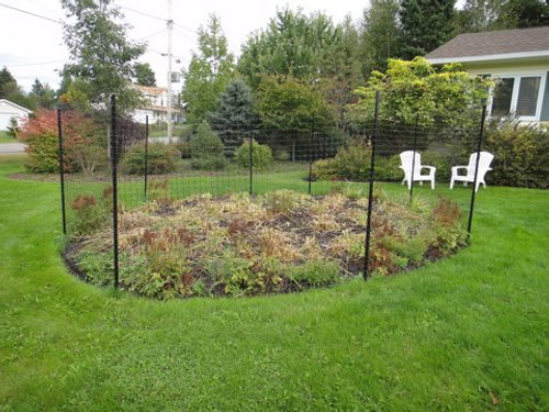Small garden kit installed