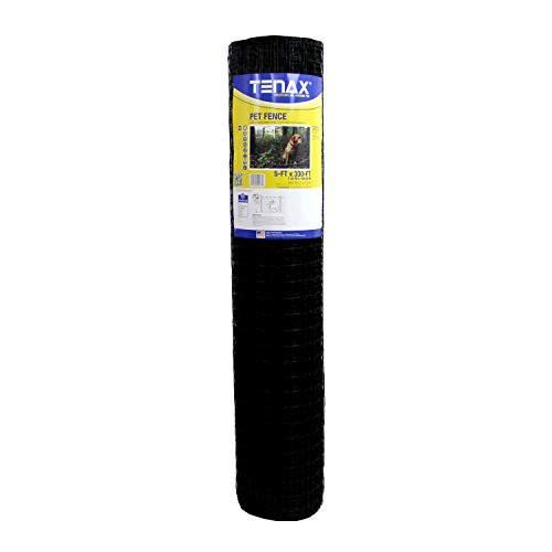 Fence Roll 5' x 330'  (1.5m x 100m) Tenax Pet Fence Select