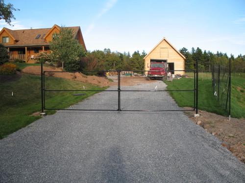 Dual Driveway Gate