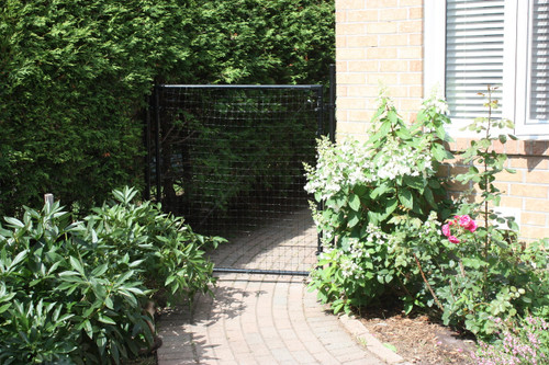 Access Gate Kit for 4' wide x 4' or 5' high opening