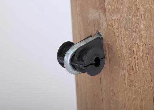 Wood Staple Insulator Pack of 50