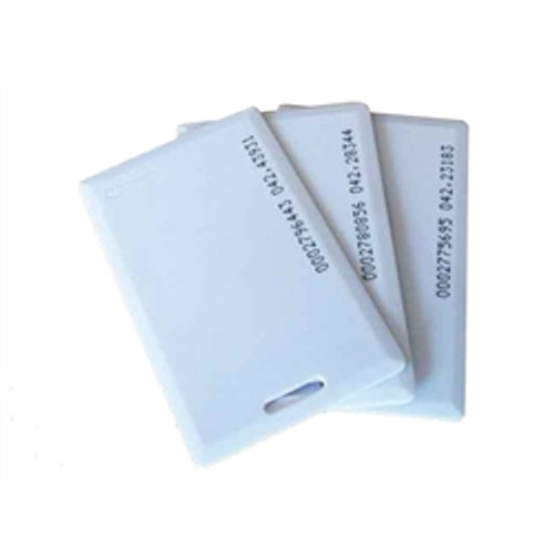 Key card LM170 for programmable keypad