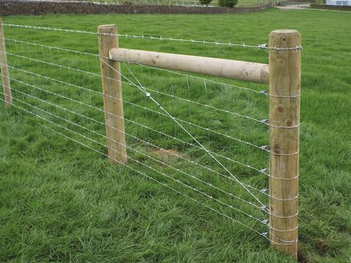 Gripple speed barce and Gripple GPAK Installed fence