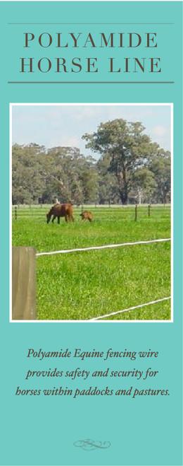 Horse Fence Brochure