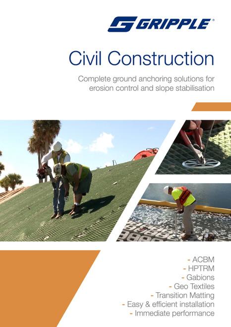 Erosion control brochure