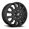 20 x 8.25 Fuel Blitz D675 Black