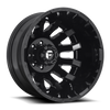 22 x 8.25 Fuel Blitz D675 Black