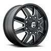 20 x 8.25 Fuel Maverick D538 Black