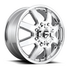 20 x 8.25 Fuel Maverick D536 Chrome