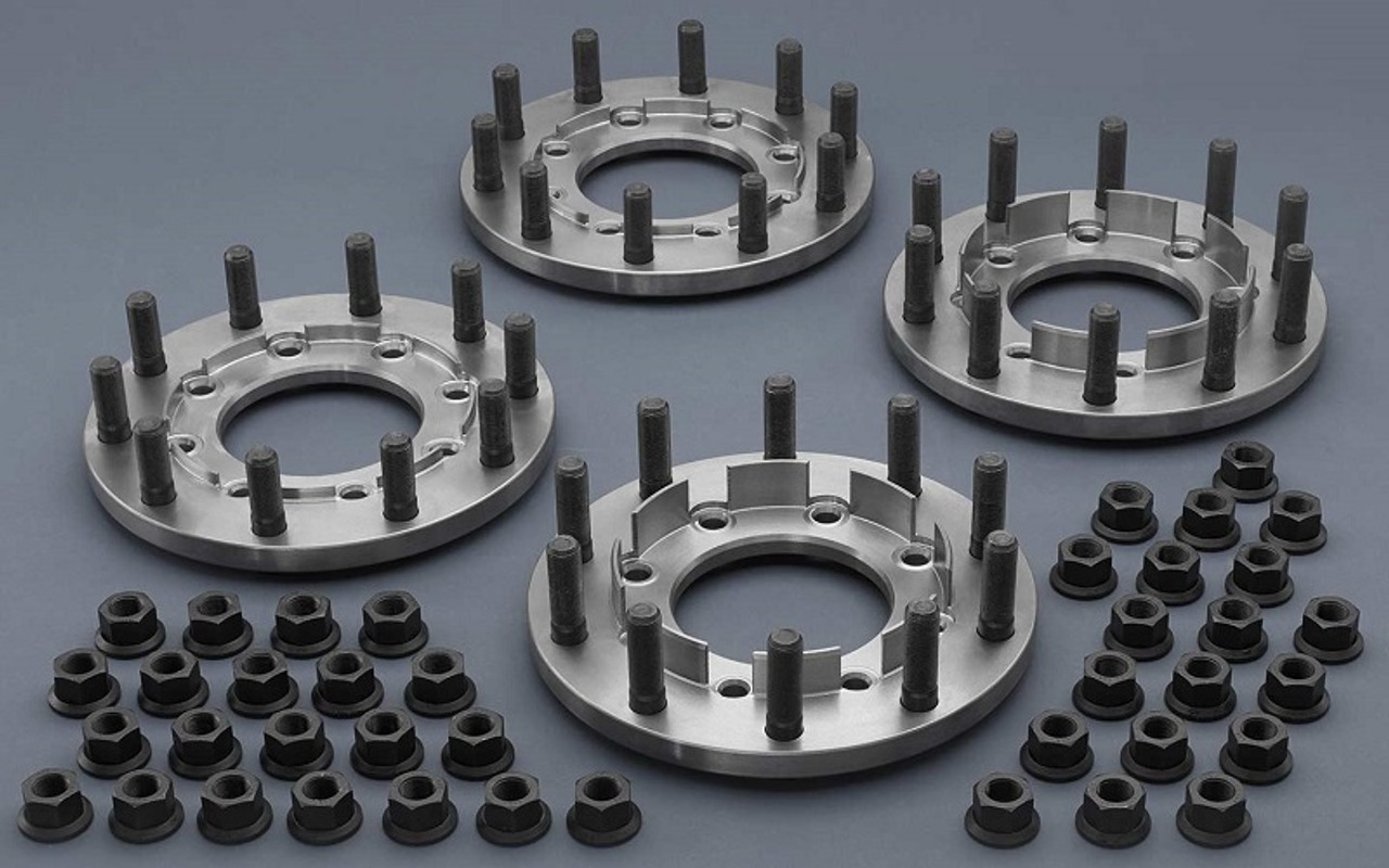 8 to 10 Lug Adapters