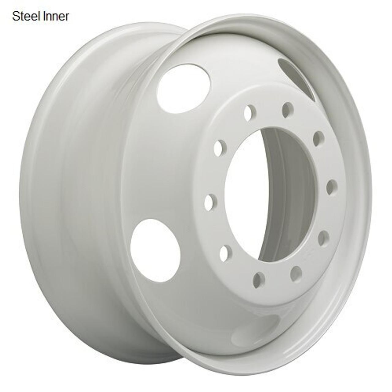 22.5 x 8.25 Alcoa Steel