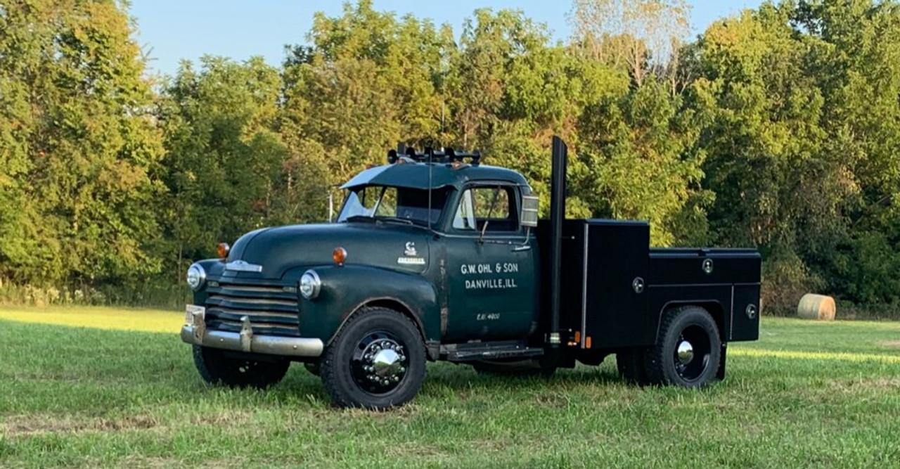 22.5 x 8.25 Alcoa Classic Old Truck