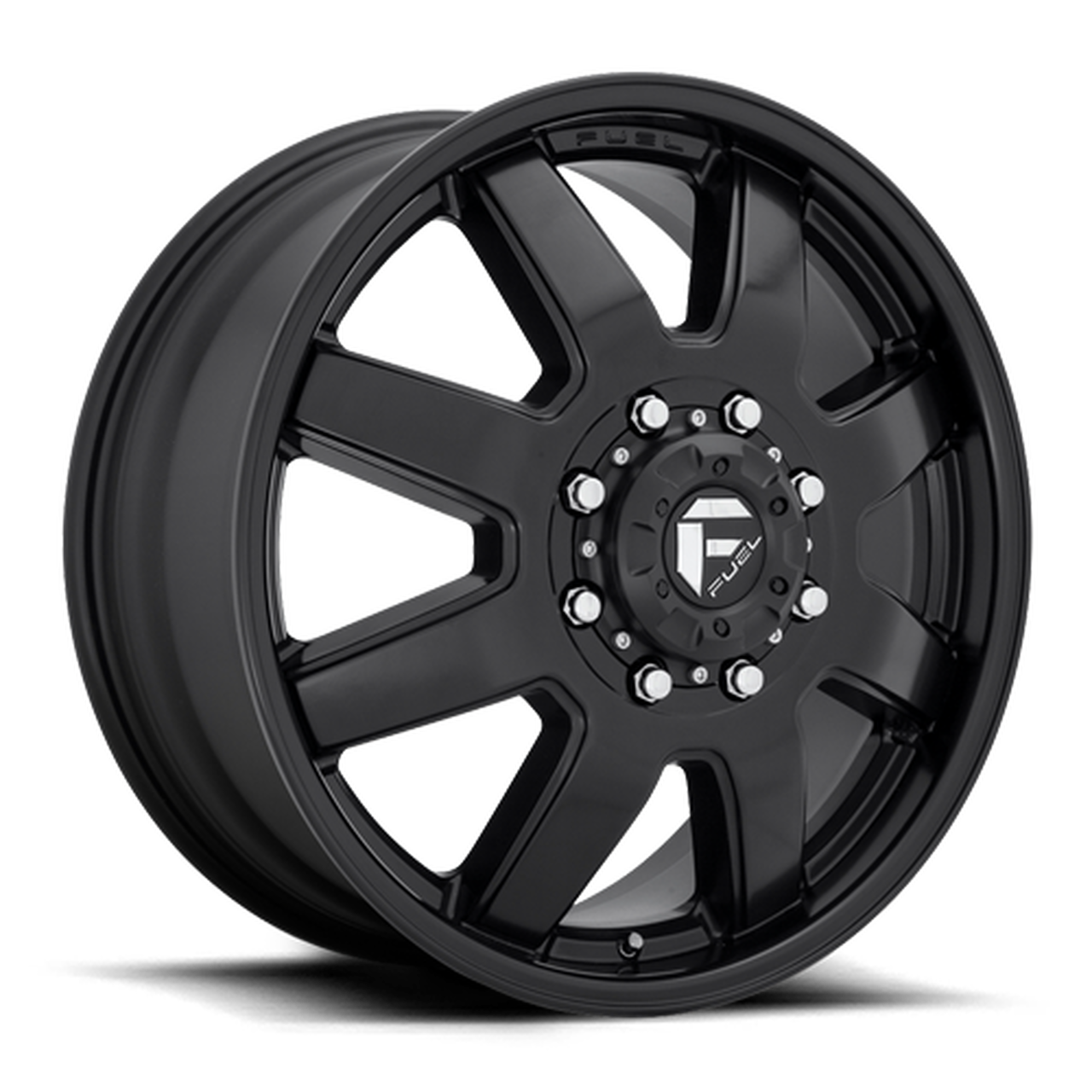 20 x 8.25 Fuel Maverick D436 Matte Black
