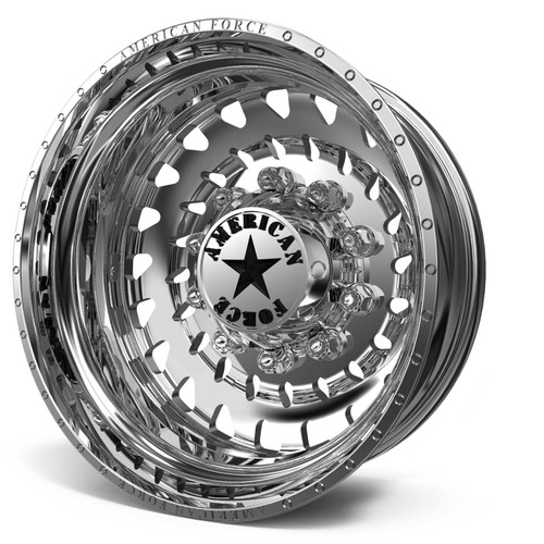 22 x 8.25 American Force F01 Rampage