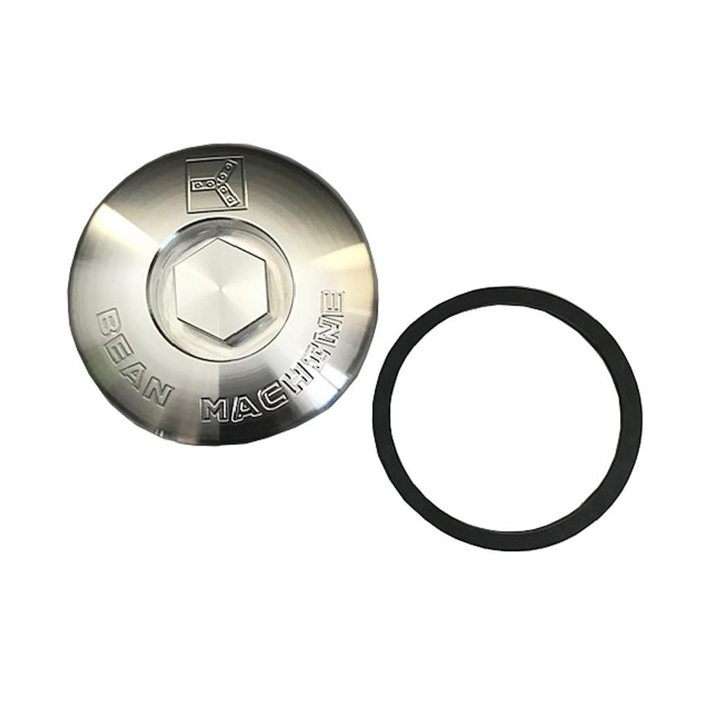 Bean Machine 03-Present Cummins Billet CP3 Gear Cover With Viton O-Ring