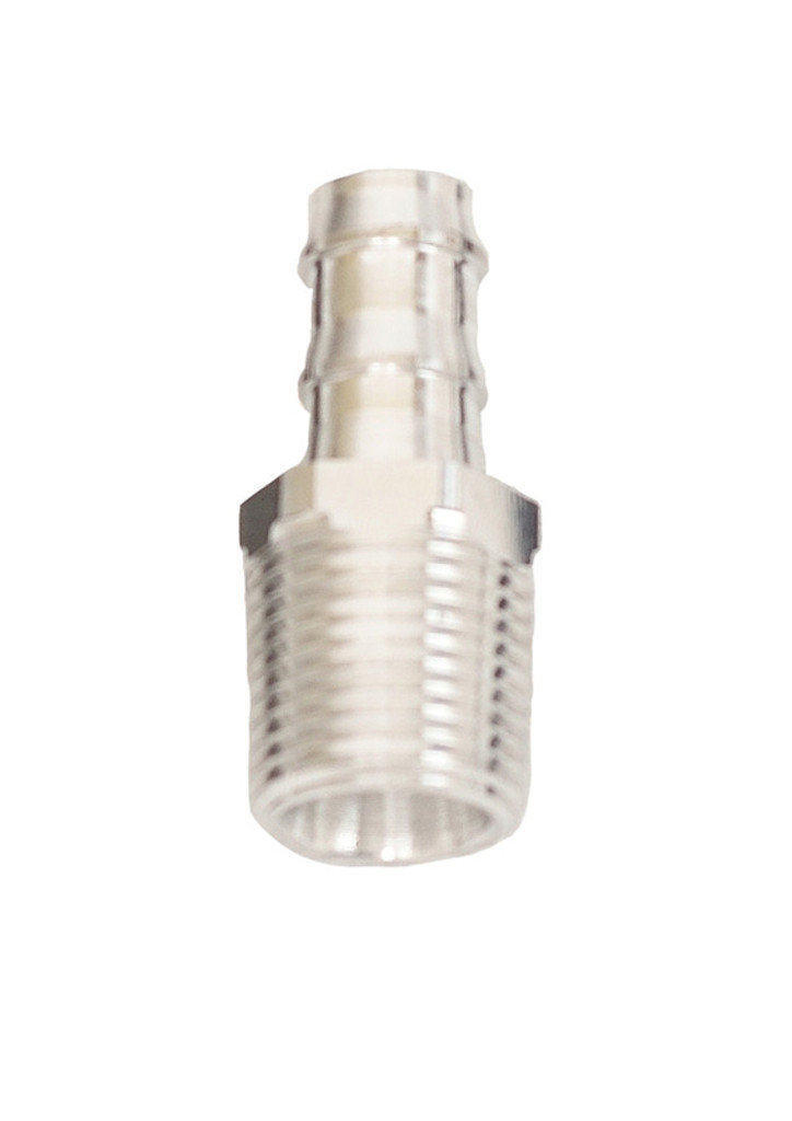 "Bean Machine BDP 1/2"" Push-Lock x 1/2"" NPT Female Pipe Fitting for Original Single Outlet Sump"