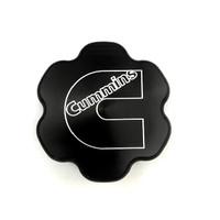 Bean Machine Anodized Cummins Push-On Oil Cap Cover - Star