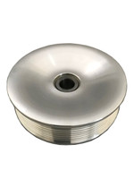 Bean Machine Cummins Pulley Kit - Idler Pulley and Power Steering Pulley Combo