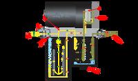 AirDog II-4G, DF-100-4G 2015 - 2016 Chevy Duramax