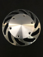 Bean Machine 03-Present Cummins Billet Fan Pulley - For Electric Fan Setup-BLEM-1-AFBFF