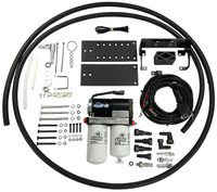 AirDog II-4G, DF-100-4G 2005 and UP Dodge Cummins with Beans Multifunction Deluxe Sump Kit