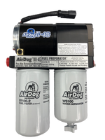 Airdog II-4G DF-165-4G Air/Fuel Separation System 1998.5-2004 Dodge 5.9L Cummins with Beans Multifunction Deluxe Sump Kit