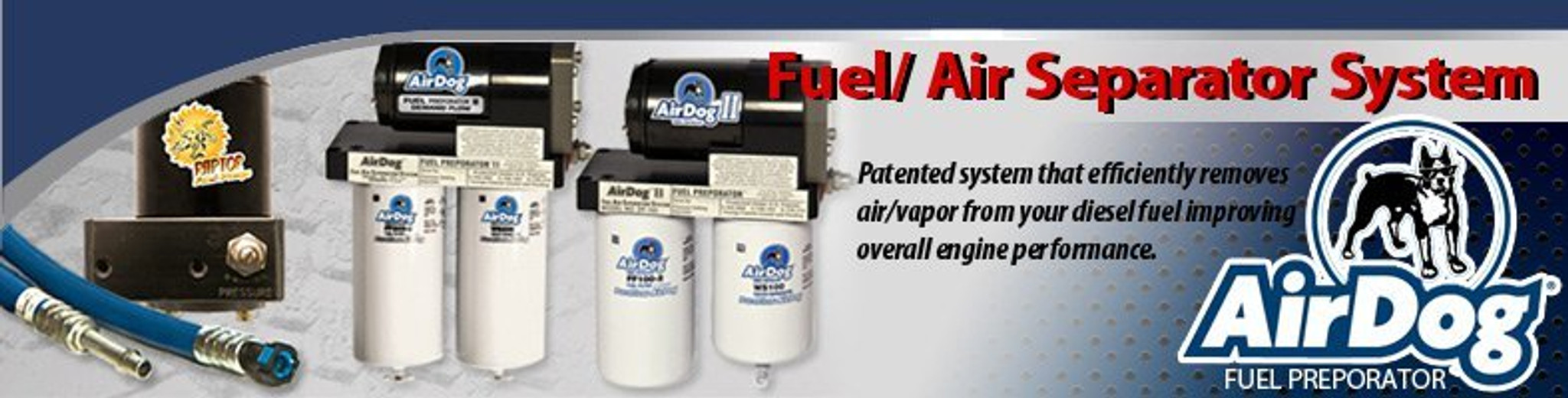 AirDog Fuel System/Multifunction Sump