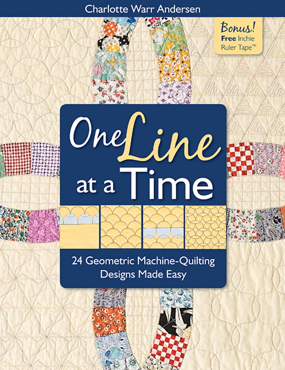 One Line At A Time Print On Demand Edition
