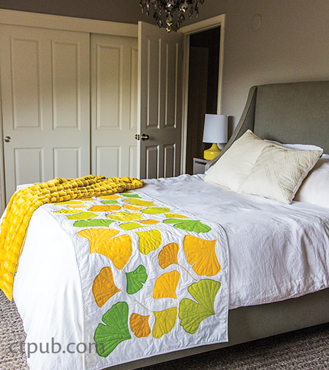 Free Project Gingko Bed Runner C T Publishing