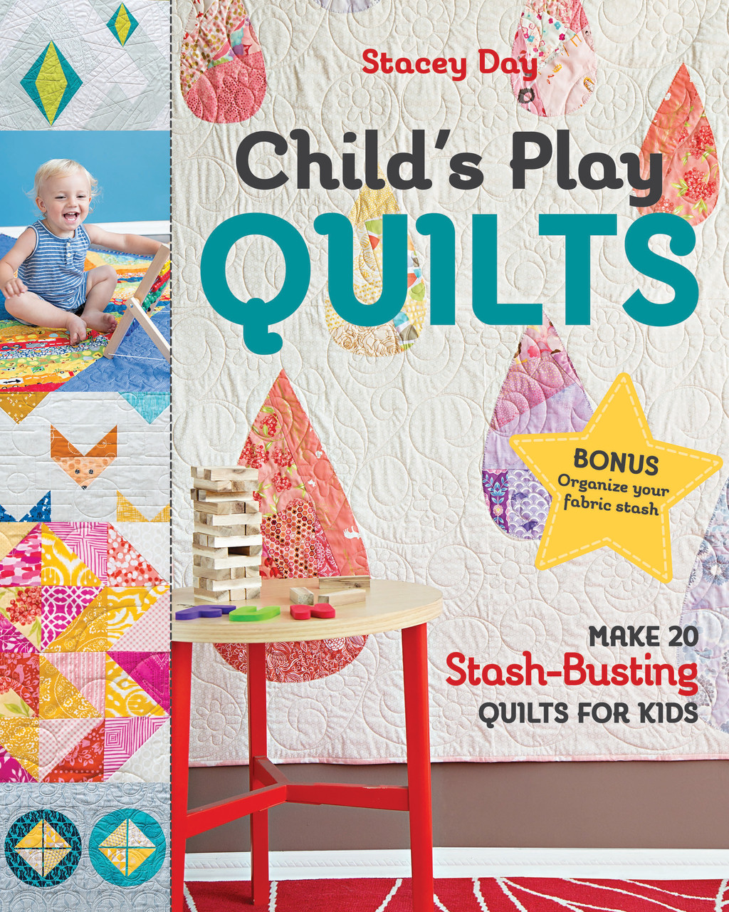 Childs Play Quilts Ct Publishing