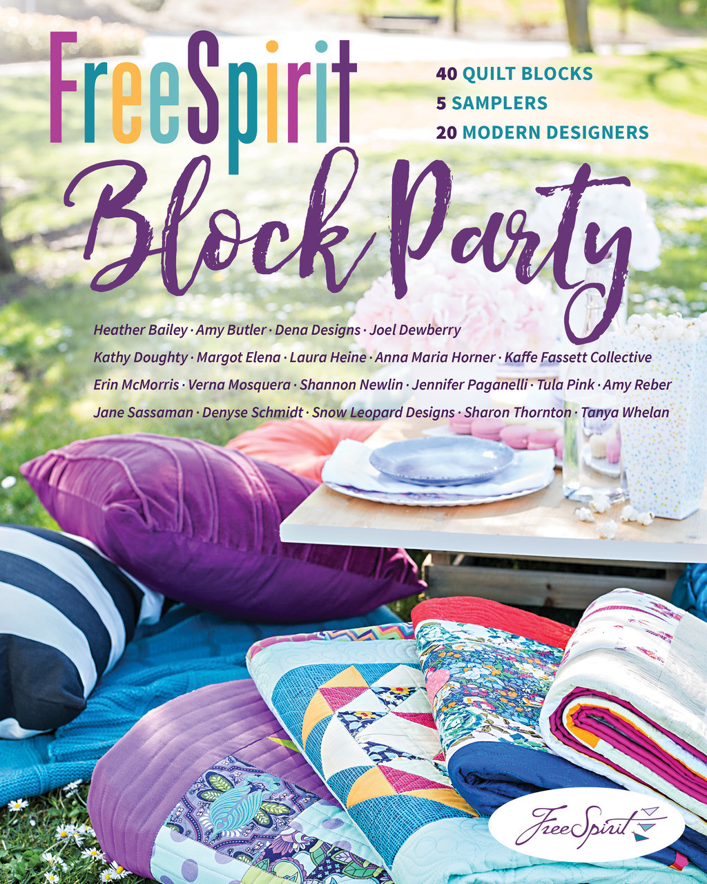 FreeSpirit Block Party