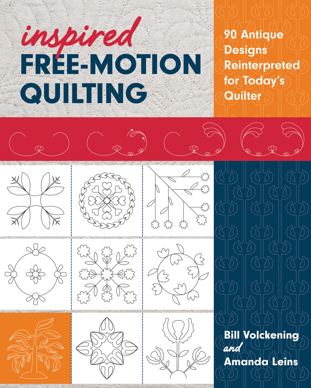 Inspired Free Motion Quilting C T Publishing