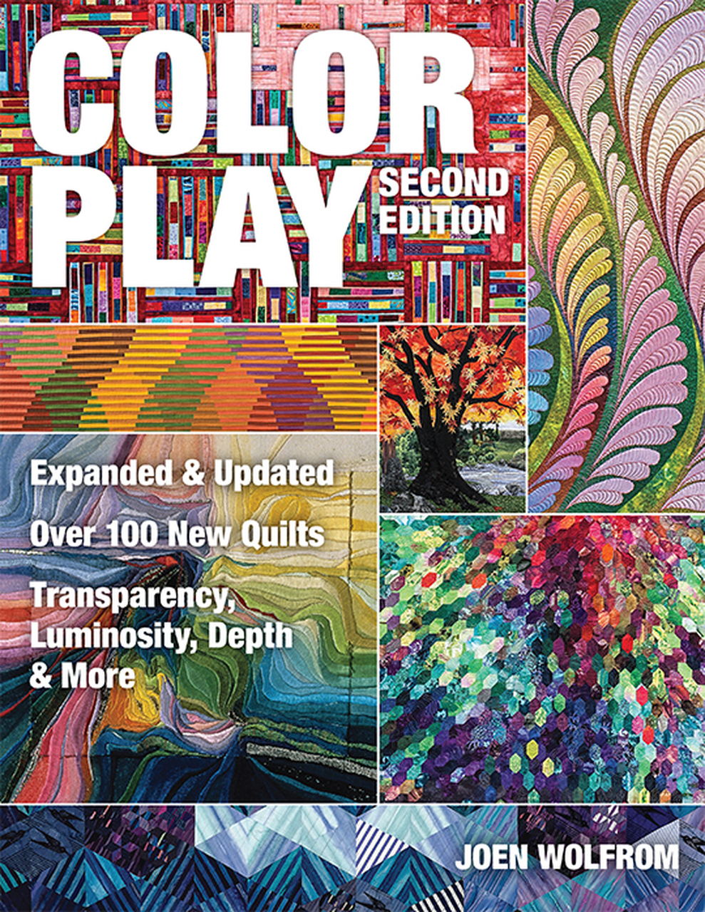 Color Play Second Edition Expanded Updated Over 100 New Quilts