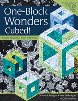 C/&T PUBLISHING 10428 One Block Wonders Book