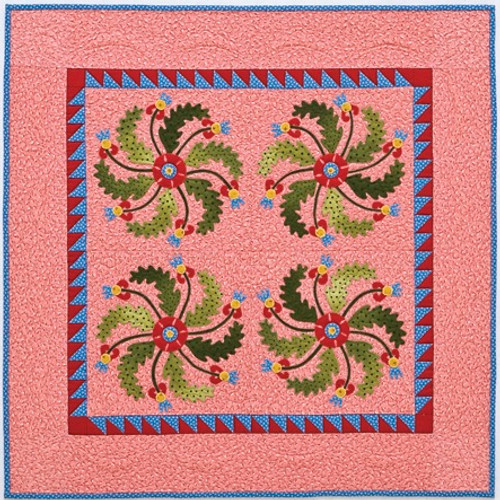 An Encyclopedia of Crazy Quilt Stitches and Motifs