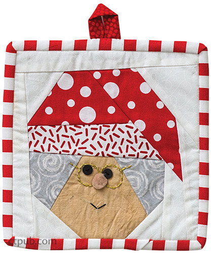 Free Paper Pieced Quilt Patterns Christmas.Sew Yourself A Merry Little Christmas