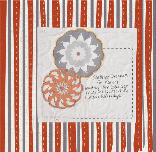 Best-Ever Iron-On Quilt Labels