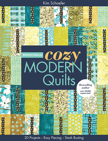 Bright Amp Bold Cozy Modern Quilts 20 Projects Easy