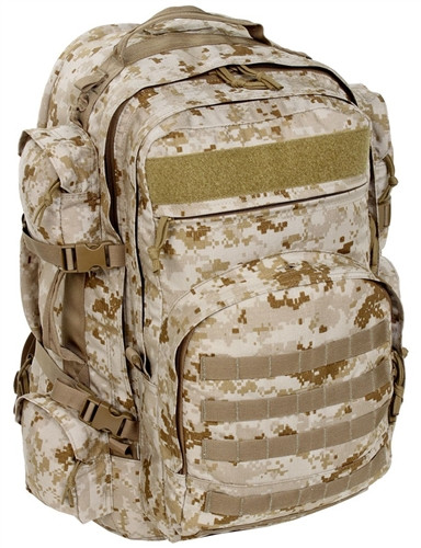 Digital Desert Marpat Long Range Bugout Bag By S.O.C.