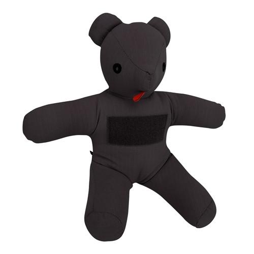 Black Tactical Battle Bear