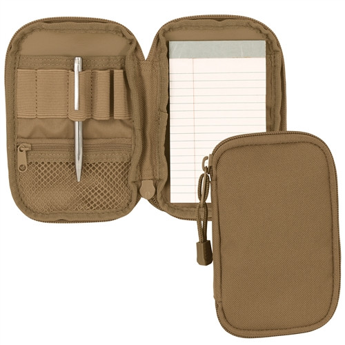 Coyote Field Pad with Pen