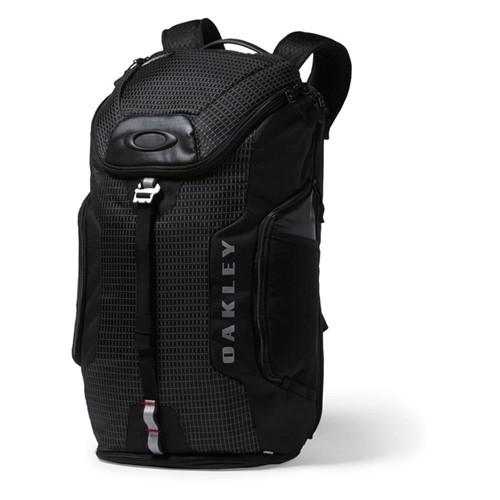 Jet Black Link Backpack By Oakley